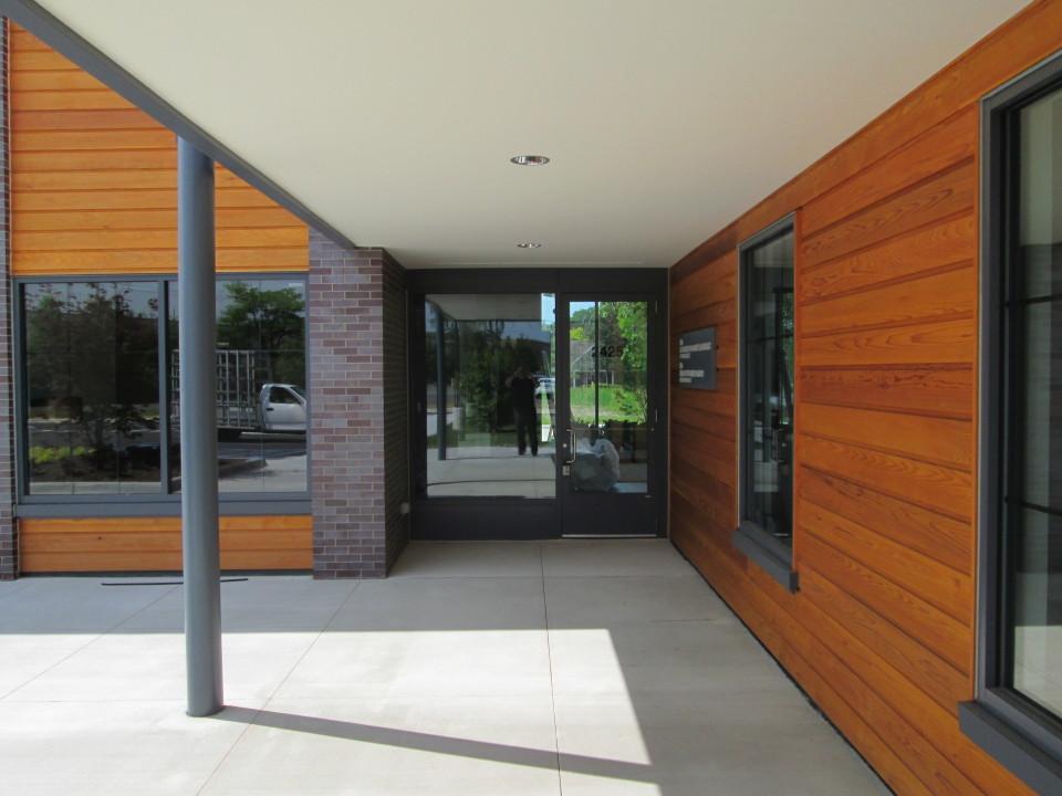 Pristine Entrance