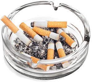 cigarettes and tooth loss